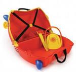Детский дорожный чемоданчик TRUNKI.