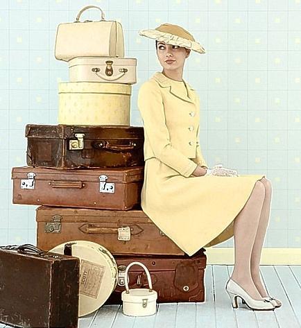 Наконец то, а то еще на 5 этаж столько чемоданов переть.  Новичок.
