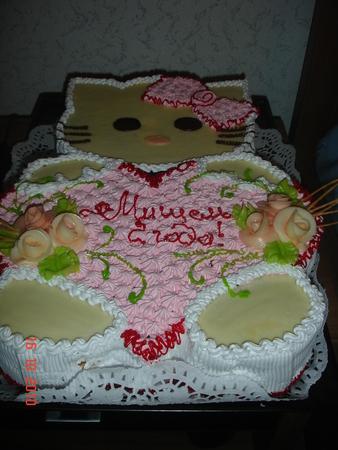Рецепт торт на 2 года торты и