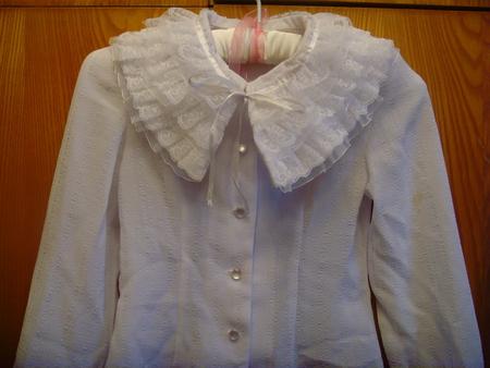Купить Блузку Для Школы С Жабо