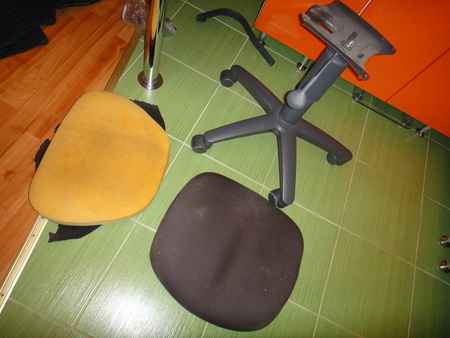 Как стул сделать не крутящимся 643