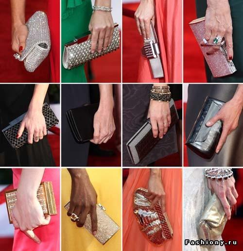 """Зато стилисты знаменитостей  """"оторвались """" на браслетах.  Каких только..."""