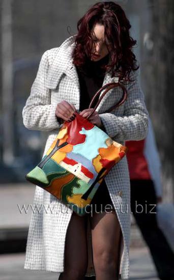 Предприятия Украины: Коллекция сумок Gallery.