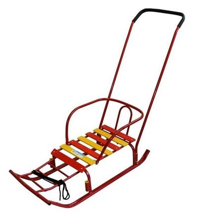 Санки коляски люкс