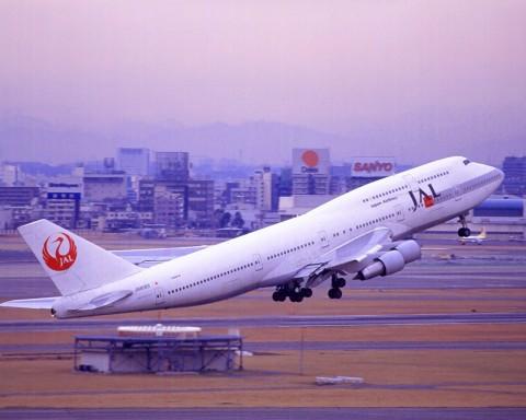 30 января 2009 г. Boeing 747–300 компании Japan Airlines совершил 90-минутный демонстрационный полет на биотопливе.