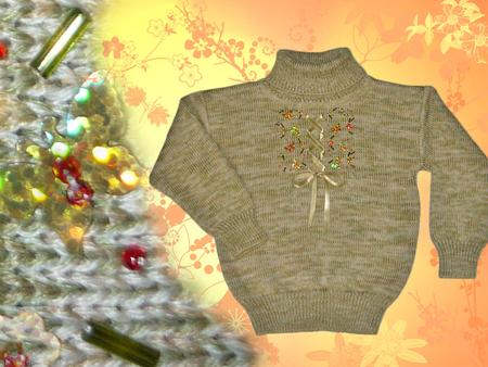 Пуловер пончо с доставкой