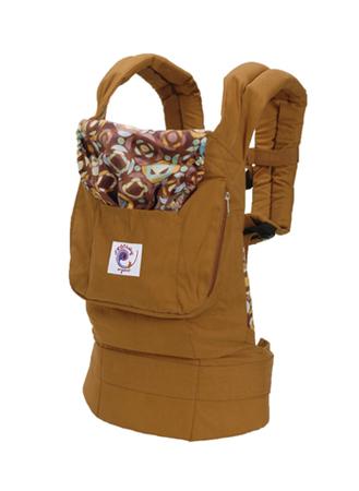 Рюкзачок-переноска Ergo Baby Carrier Organic BCO223PF Organic Цветок...