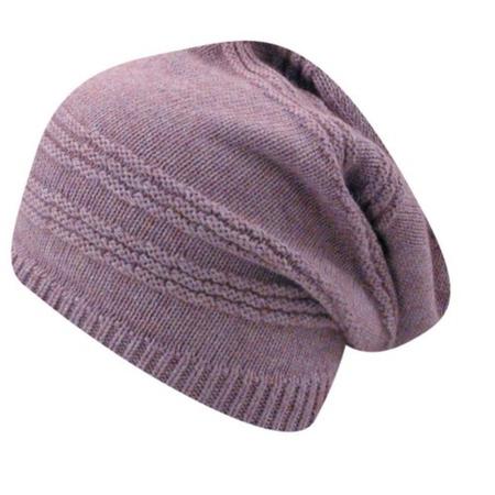 Авторский комментарий: Вязаная женская шапка.