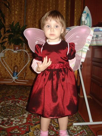 Сшить для дочери платье 57