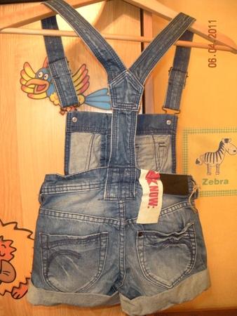 Шорты комбинезон джинсовые для девочек своими руками